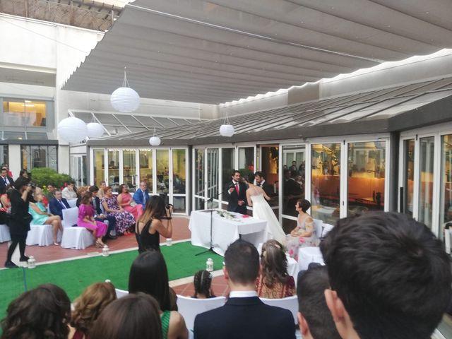 La boda de Borja y Maria en Madrid, Madrid 6