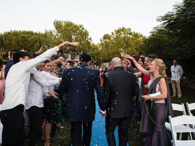 La boda de Víctor y Iván en Trujillo, Cáceres 17