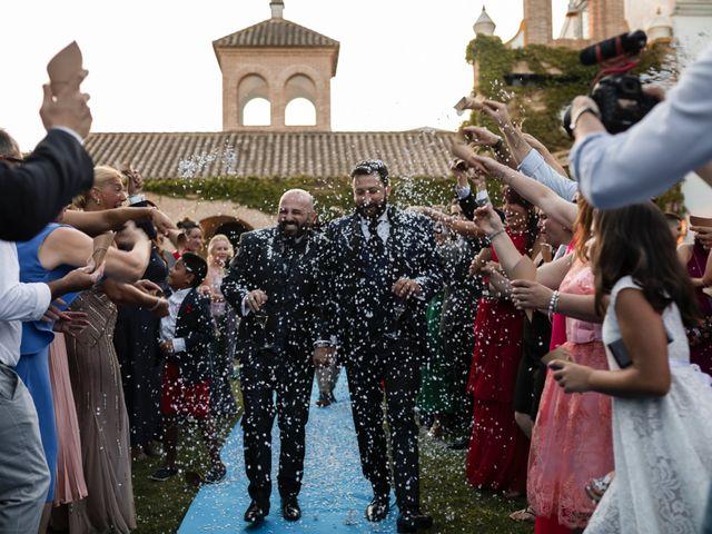 La boda de Víctor y Iván en Trujillo, Cáceres 18