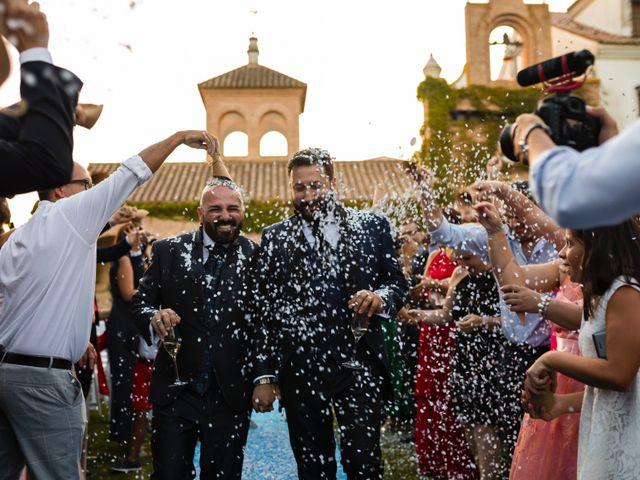 La boda de Víctor y Iván en Trujillo, Cáceres 1
