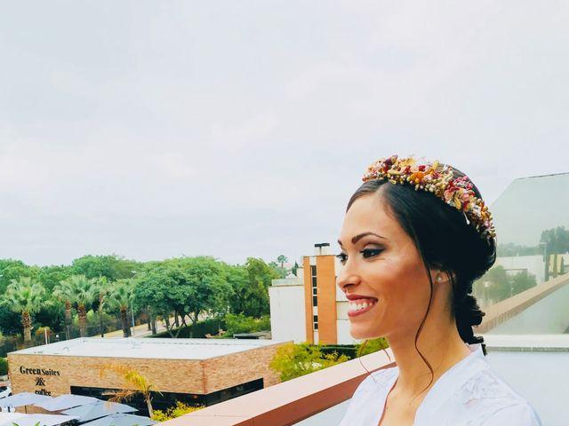 La boda de Luis y Raquel en Sevilla, Sevilla 4