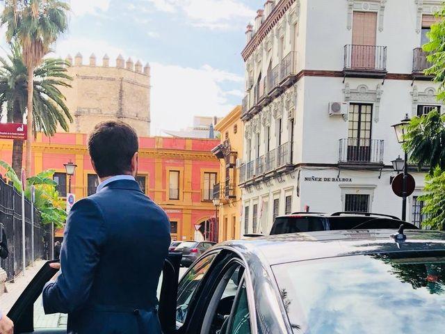 La boda de Luis y Raquel en Sevilla, Sevilla 11