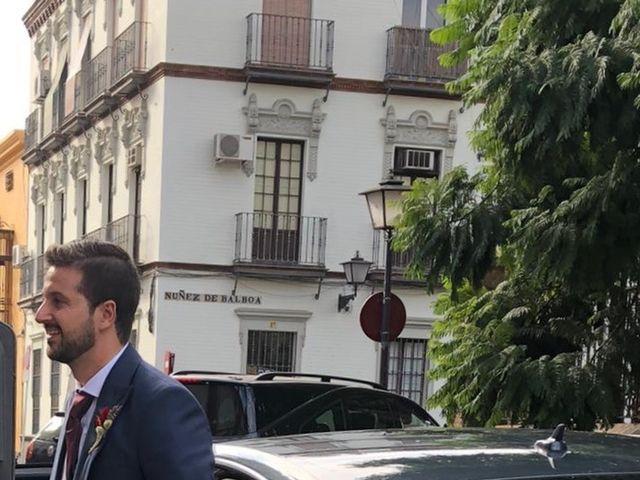 La boda de Luis y Raquel en Sevilla, Sevilla 12