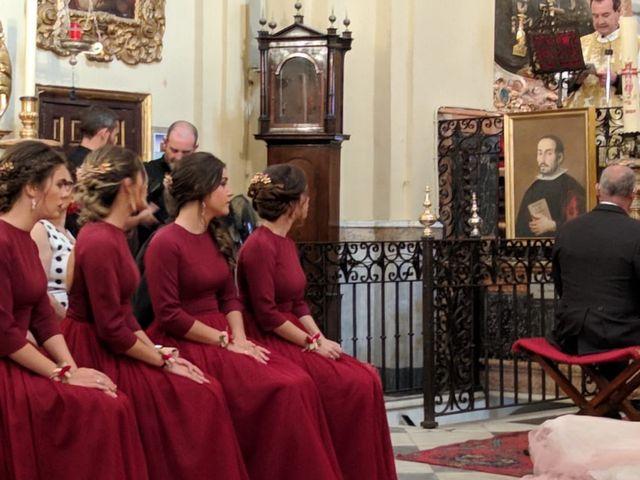 La boda de Luis y Raquel en Sevilla, Sevilla 15