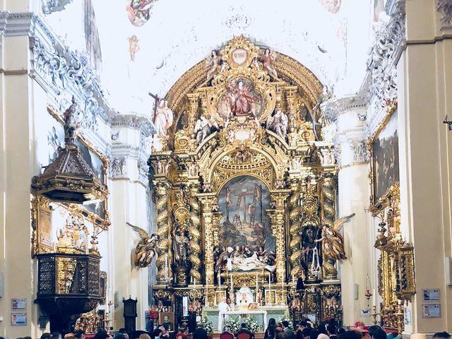 La boda de Luis y Raquel en Sevilla, Sevilla 16