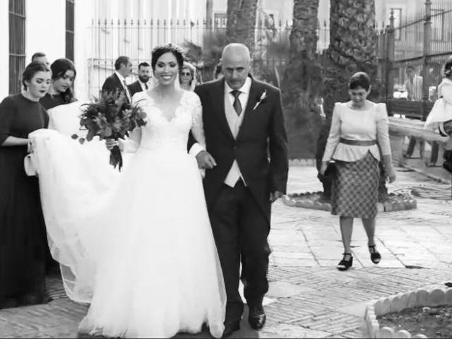 La boda de Luis y Raquel en Sevilla, Sevilla 18