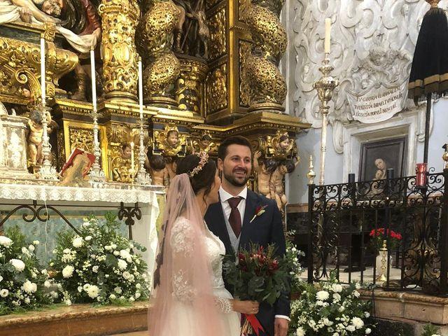 La boda de Luis y Raquel en Sevilla, Sevilla 20