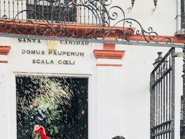 La boda de Luis y Raquel en Sevilla, Sevilla 2