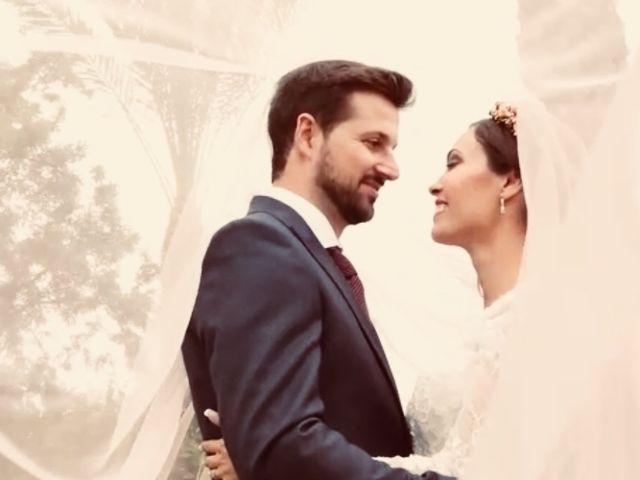La boda de Luis y Raquel en Sevilla, Sevilla 31