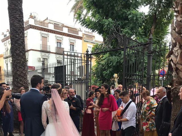 La boda de Luis y Raquel en Sevilla, Sevilla 34