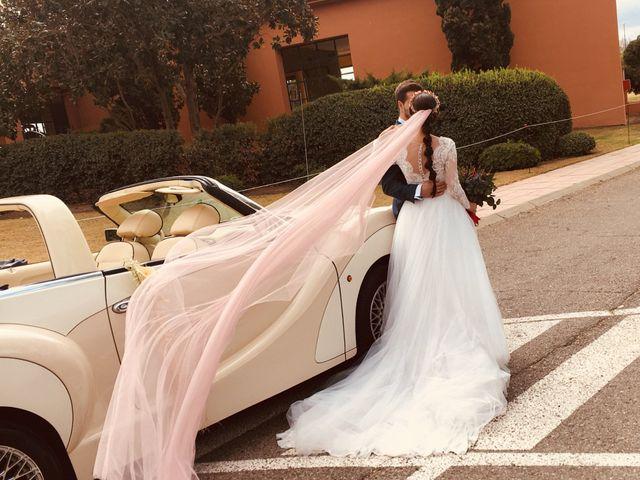 La boda de Luis y Raquel en Sevilla, Sevilla 42