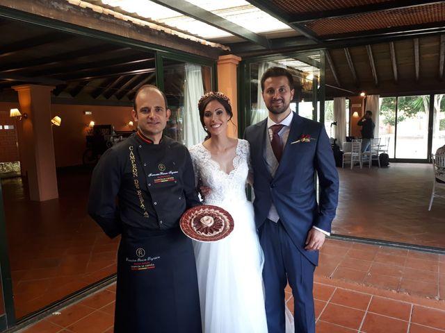 La boda de Luis y Raquel en Sevilla, Sevilla 50