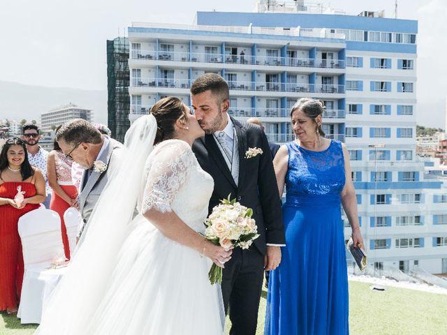 La boda de Alexander  y Priscila  en Santa Cruz De Tenerife, Santa Cruz de Tenerife 15