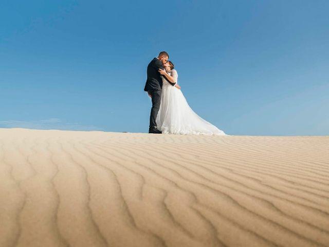 La boda de Alexander  y Priscila  en Santa Cruz De Tenerife, Santa Cruz de Tenerife 20