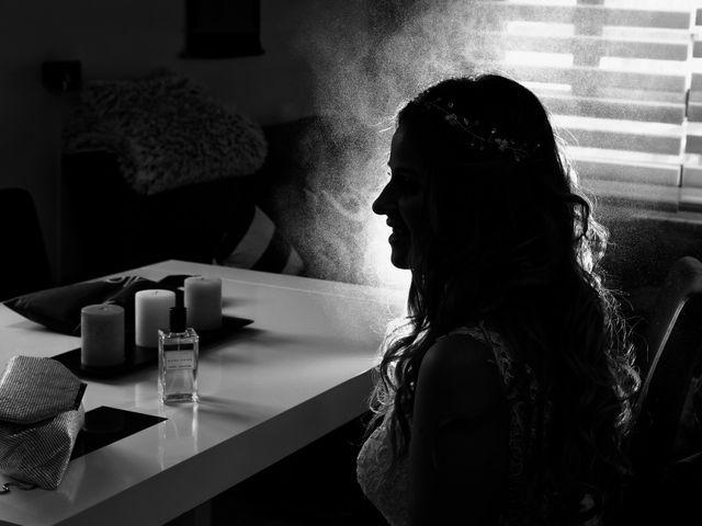 La boda de Óscar y Jessica en Llodio, Álava 8