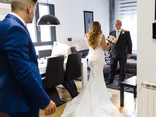 La boda de Óscar y Jessica en Llodio, Álava 9