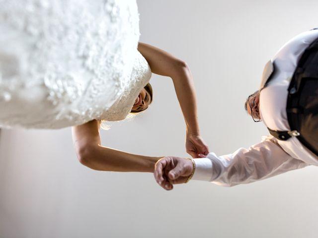 La boda de Óscar y Jessica en Llodio, Álava 10