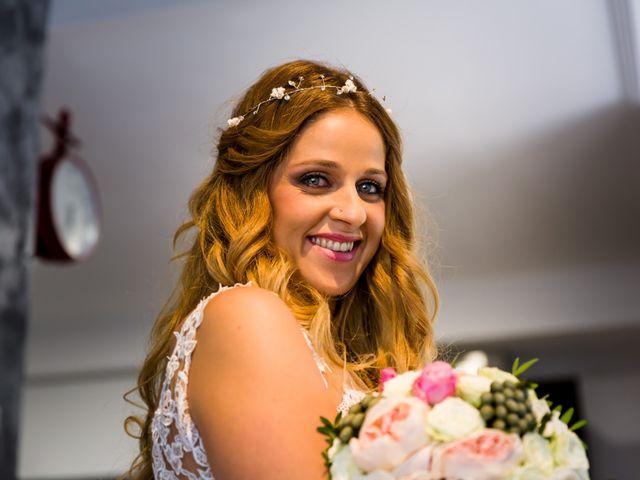 La boda de Óscar y Jessica en Llodio, Álava 11