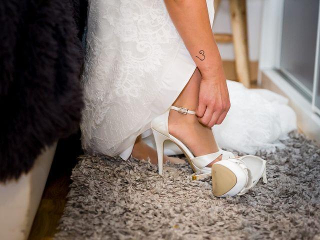 La boda de Óscar y Jessica en Llodio, Álava 13