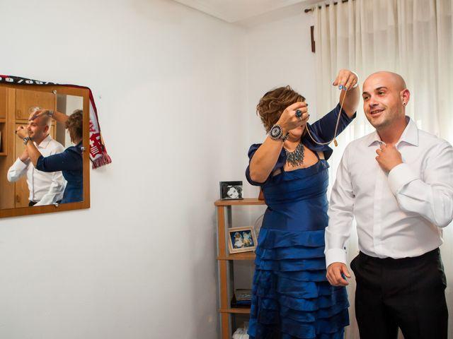 La boda de Óscar y Jessica en Llodio, Álava 16