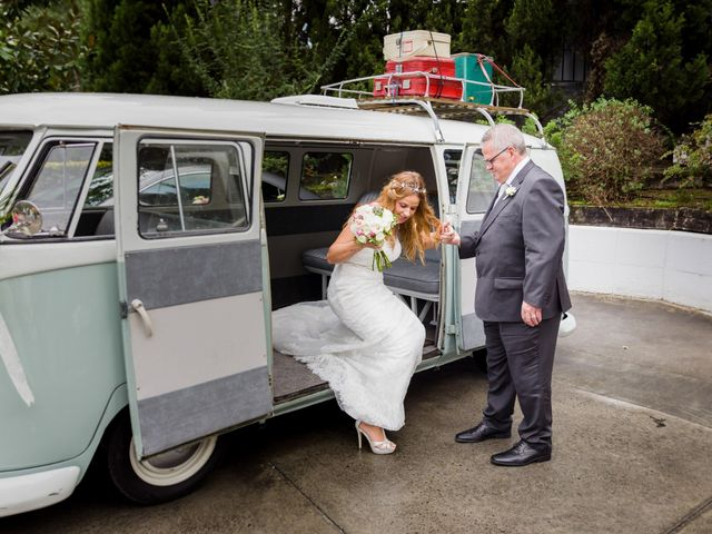 La boda de Óscar y Jessica en Llodio, Álava 22