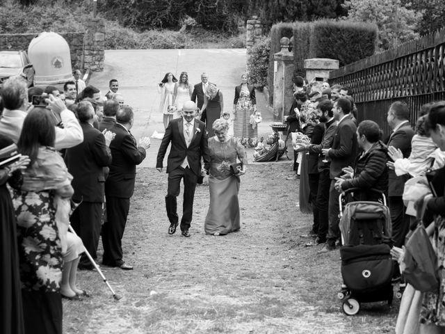 La boda de Óscar y Jessica en Llodio, Álava 23