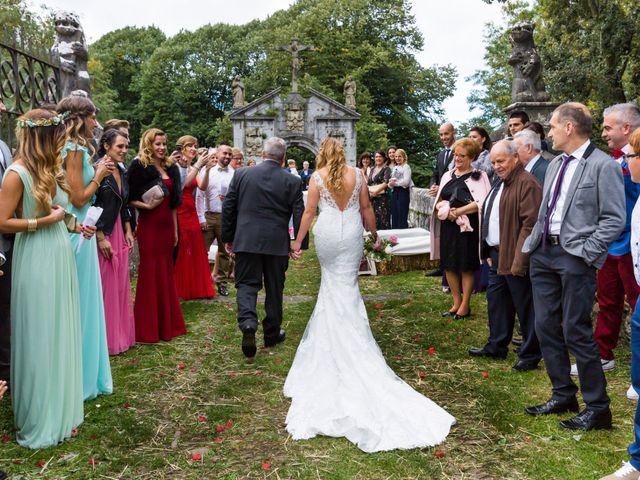 La boda de Óscar y Jessica en Llodio, Álava 24