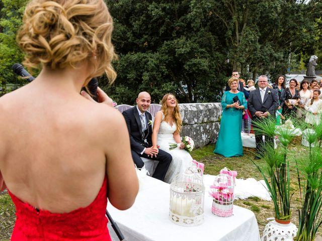 La boda de Óscar y Jessica en Llodio, Álava 26