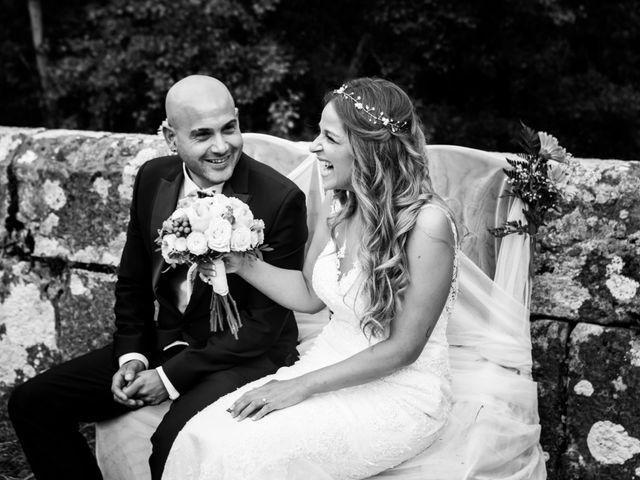 La boda de Óscar y Jessica en Llodio, Álava 31