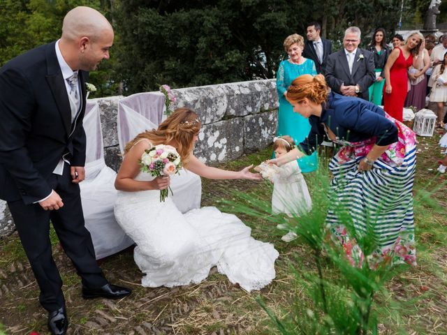 La boda de Óscar y Jessica en Llodio, Álava 32