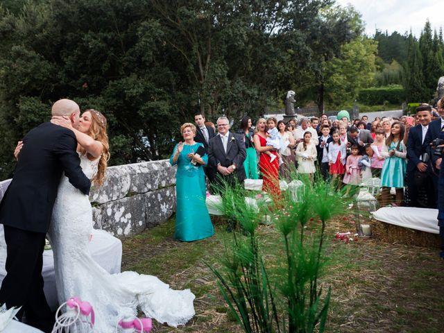 La boda de Óscar y Jessica en Llodio, Álava 35