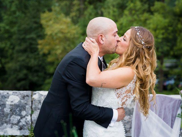 La boda de Óscar y Jessica en Llodio, Álava 36