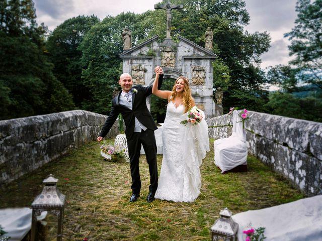 La boda de Óscar y Jessica en Llodio, Álava 37