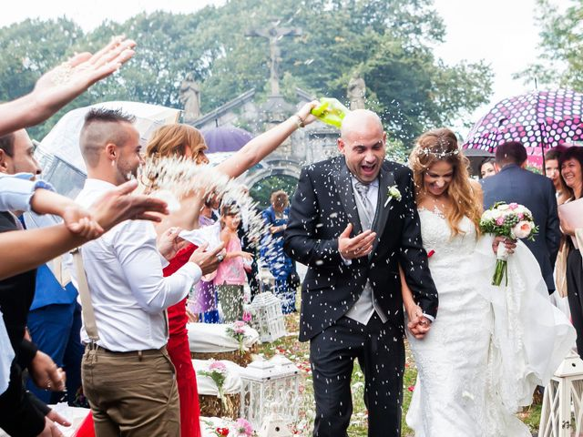 La boda de Óscar y Jessica en Llodio, Álava 38