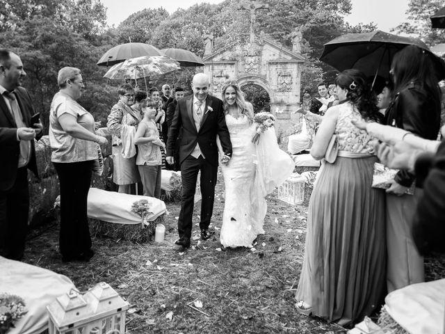 La boda de Óscar y Jessica en Llodio, Álava 39
