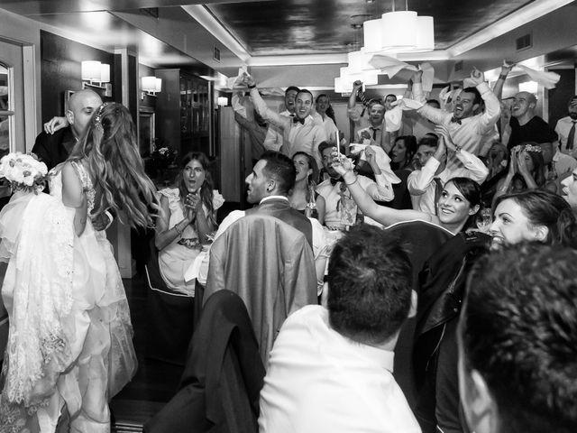 La boda de Óscar y Jessica en Llodio, Álava 40