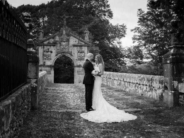La boda de Óscar y Jessica en Llodio, Álava 41