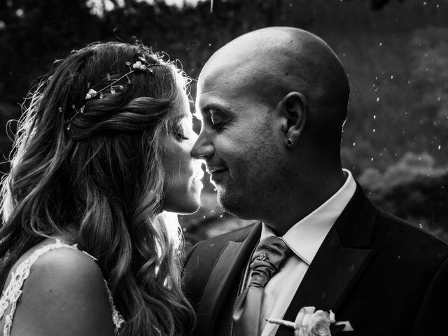 La boda de Óscar y Jessica en Llodio, Álava 46