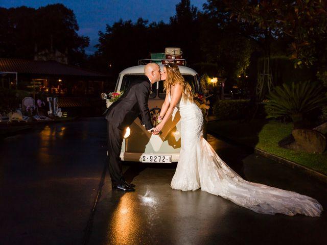 La boda de Óscar y Jessica en Llodio, Álava 49