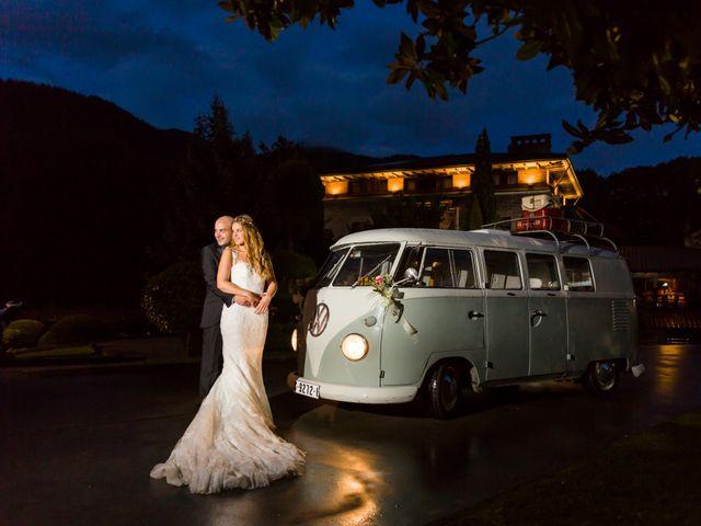 La boda de Óscar y Jessica en Llodio, Álava 50