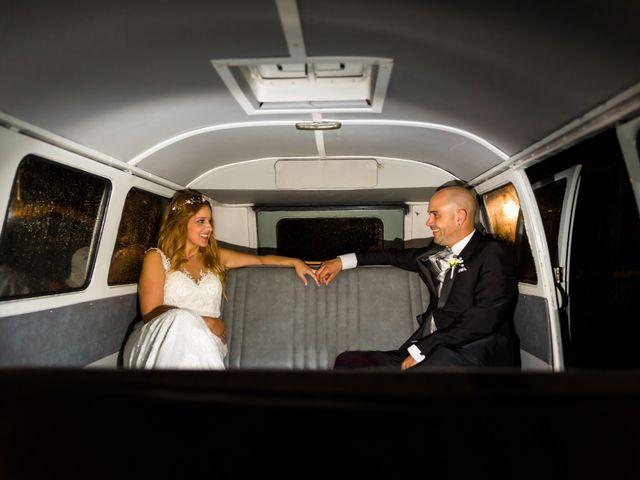 La boda de Óscar y Jessica en Llodio, Álava 51