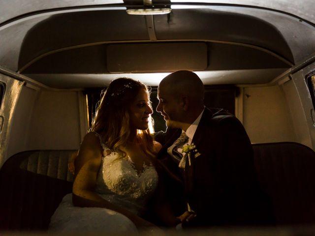 La boda de Óscar y Jessica en Llodio, Álava 52