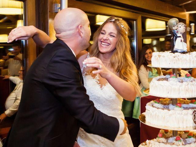 La boda de Óscar y Jessica en Llodio, Álava 56