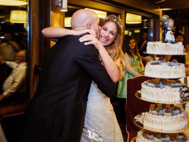La boda de Óscar y Jessica en Llodio, Álava 57