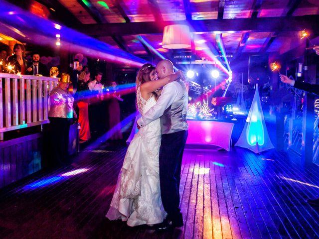 La boda de Óscar y Jessica en Llodio, Álava 58