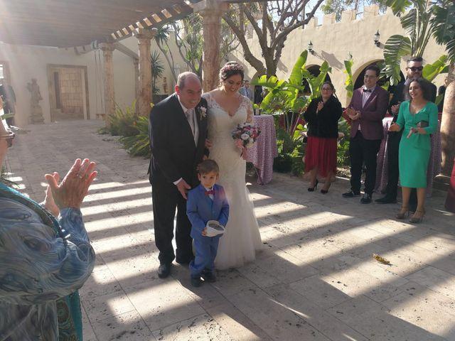 La boda de Joaquin y Cristina en Almería, Almería 5