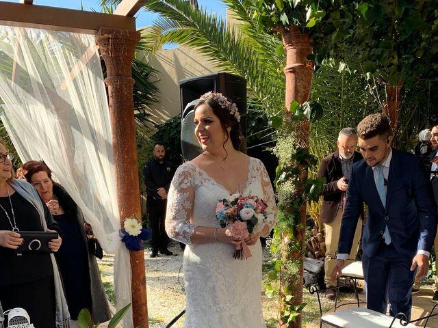La boda de Joaquin y Cristina en Almería, Almería 6
