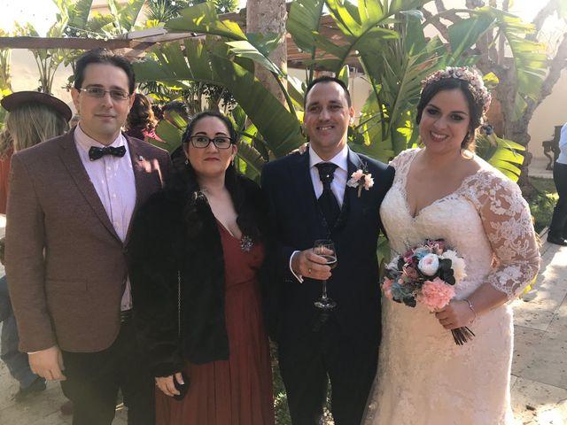 La boda de Cristina y Joaquin