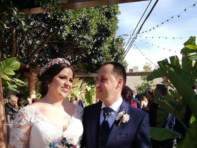 La boda de Joaquin y Cristina en Almería, Almería 12