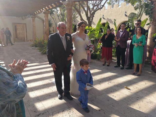 La boda de Joaquin y Cristina en Almería, Almería 13